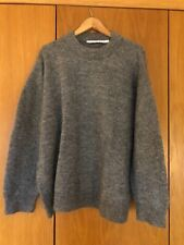 & Other Stories wool mohair jumper grey - size L - great condition