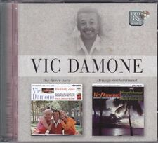 Cd Vic Damone The Lively Ones 2 on 1 & Strange Enchantment Capitol
