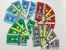2004 Republican National Convention huge lot media credential sets George W Bush