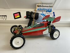 Schumacher Club 10 Rare Vintage Rc Car