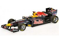 MINICHAMPS 110 100005 100105 110001 RED BULL F1 model cars Vettel 2010 2011 1:18