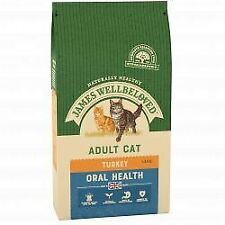 JAMES WELLBELOVED Cat Adult Oral Health Turkey & Rice 1.5kg - 1.5kg - 431446