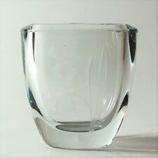 Stromberg Small Art Glass Vase B382 c1950s