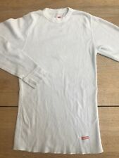 Supreme X Hanes Beefy Long Sleeve Thermal Top Size Small