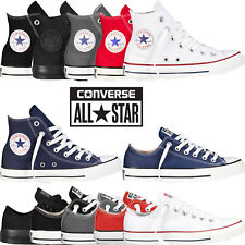 1e9caf11ccdf Converse All Star Chuck Taylor Mens Womens Unisex High Hi Lo Tops Trainers  Pumps