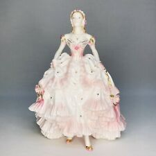 Immaculate Limited Edition Royal Worcester Royal Debut Figurine (4407/12,500)