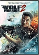 Wolf Warrior 2 DVD -  Kung Fu Martial Arts Action BRAND NEW
