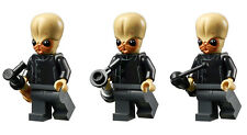 LEGO Star Wars Minifigures: 3 x Bith Musicians NEW minifig from 75290 Mos Eisley