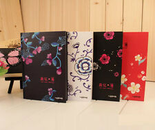 Chinese style Hard Cover Notebook Journal Planner Diary Note Pad Sketchbook Book