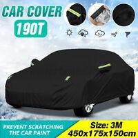 450x175x150cm Copriauto Telo Copri Auto Impermeabile Proteggi Sole Neve Pioggia