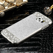 Glitter  Crystal Hard Back Case Cover For Samsung S5 S4 S3 Mini S6 Edge Note3 A5