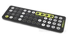 "Hannspree Mobi DVD Television 7"" GENUINE Remote Control"