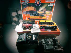 Lionel  Chessie Diesel Freight Set #6-31915 O.B.C-7.