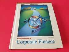 Fundamentals of Corporate Finance: Standard Edition by Stephen A. Ross:  **NEW**