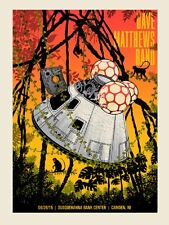 Dave Matthews Band Poster 6/26/2015 Camden NJ N1 Signed & Numbered #/775