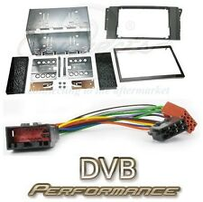 Land Rover Discovery 3 2004-2009 Car Stereo Double Din Kit and ISO adaptor