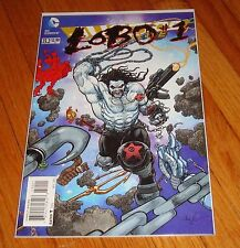 Justice League #23.2 Lobo DC New 52
