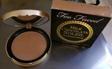 TOO FACED Milk Chocolate Soleil Light/Medium Matte BRONZER  .35oz/ Authentic