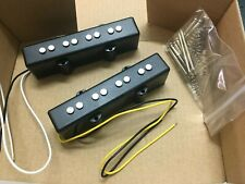 GW JB JAZZ BASS PICKUPS. MADE IN KOREA. CLEAN AND CLEAR VINTAGE TONE.