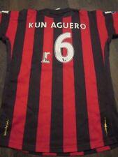 Manchester City 2011-2012 Away Football Shirt XLB Kids /43192