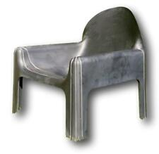 Armchair Chaise Lounger Chairs kartell 4794 Design gae aulenti 1975 Chair