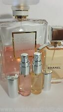 COMBO 5 ML Original CHANEL CHANCE and COCO MADEMOISELLE, travel, gym,purse,yoga