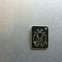 WDW Hidden Mickey Pin Series III - Pig With Mouse Ears - Disney Pin 64830