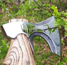 Axe for camping handmade, hunting, fishing. tourist equipment. tactical axes