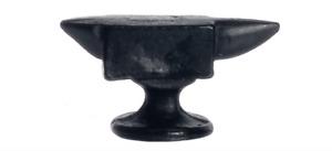 One Anvil Blacksmith Cast Iron 1:24 Scale  Diorama  New no box!