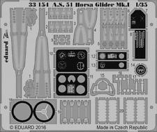 Eduard Zoom 33154 1/35 Airspeed A.S.51 Horsa Glider Mk.I Bronco