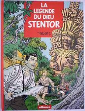 BD PUB / TRIPP  LA LÉGENDE DU DIEU STENTOR / TL 1000 ex / Alliance 1987 / TBE