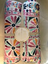 Pottery Barn Kids JUSTINA BLAKENEY DISCO CARAVAN Twin Quilt Bohemian 6945057