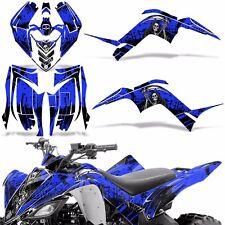 Yamaha Raptor 90 Decal Graphic Kit Quad ATV Decal Wrap Racing Parts 09-15 REAP U