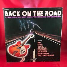 Various Back on the road 1988 UK double vinyle LP EXCELLENT CONDITION