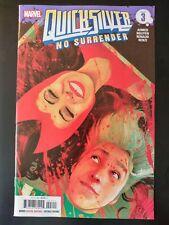 QUICKSILVER: No Surrender #3 (of 5) (2018 MARVEL Comics) ~ VF/NM Book