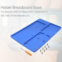 5 in 1 Portable RAB Holder Breadboard ABS Base Plate for Arduino UNO R3 MEGA2560