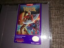CODE NAME: VIPER Nintendo NES Original USA NTSC 1980s Videogame Spiel getestet!