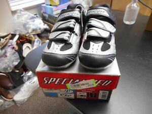 Specialized Comp Road Women's Cycling Shoes, US 6/EU 36, Silver/Black, 6103-3536