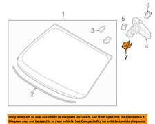 FORD OEM 13-18 Fusion Windshield-Lower Cover DS7Z17D550DB