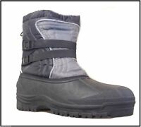 Winter Boots 100% Waterproof Thermal Fishing Boots Size 8