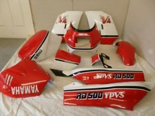 RD500 WHITE/RED VERSION DECAL KIT