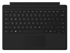 Microsoft 1725 Type Cover Black for Surface Pro 4 and 3. type only