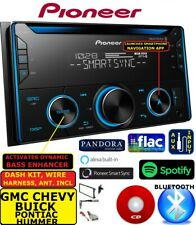 FITS CHEVY-GMC TRUCK-VAN-SUV BLUETOOTH CD USB RADIO STEREO PACKAGE