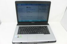 TOSHIBA SATELLITE A200 PENTIUM T2330 1.6GHz 2GB RAM 120GB HDD SPARES OR REPAIR