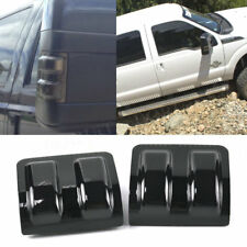Smoked Lens LED Side Mirror Marker Lights for 2008-2016 Ford F250 F350 F450