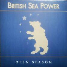 British Sea Power - Open Season Vinyl LP New 2020