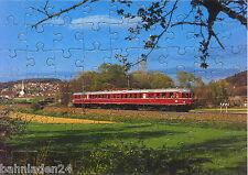 Eisenbahn Kinder-Puzzle  ·  Elektro-Triebwagen ET 25 015 DB · NEU/OVP