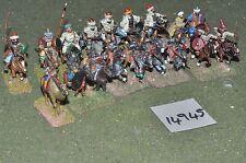 25mm medieval / turkish - seljuk cavalry spares 18 cavalry - cav (14945)