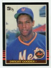 1985 Donruss DWIGHT GOODEN Real ROOKIE CARD RC #190 New York Mets DOC 85