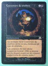 MTG MAGIC Carte COUVERTURE DE TÉNÈBRES 133/350 Carnage Onslaught